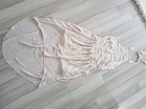 Kleid Vokuhila look