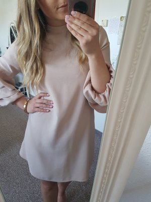 Kleid Volants Zara Rose Blush