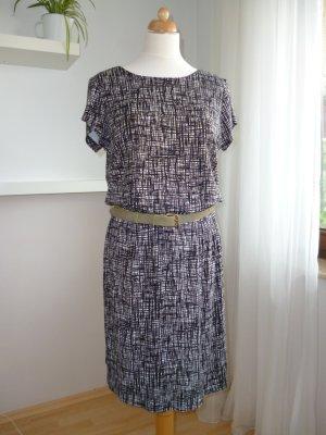 Kleid von 1.2.3 Paris in Wickeloptik
