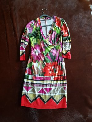 Apart Sweat Dress multicolored