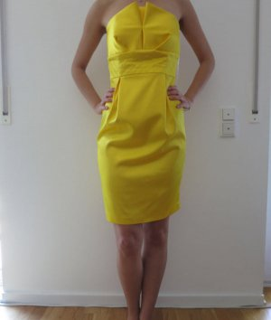 Kleid von Apart, gelb