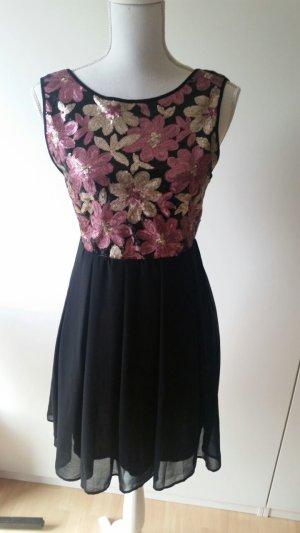 Kleid von Apricot in Gr. S