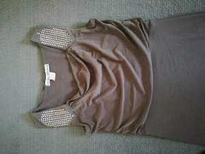 Kleid von Ashley Brooke, Größe 34, braun