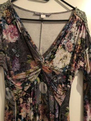 Ashley Brooke Jersey Dress multicolored