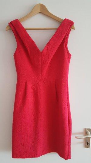 Asos Evening Dress bright red-brick red