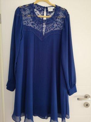 Asos Vestido babydoll azul