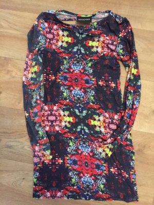 Kleid von Asos mit Blumenmuster