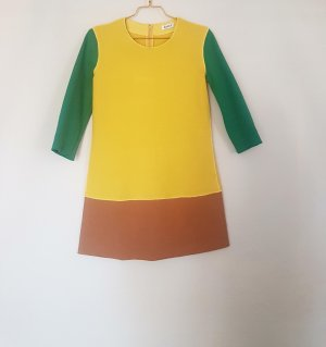 Kleid von Bally gr. 40 Color block