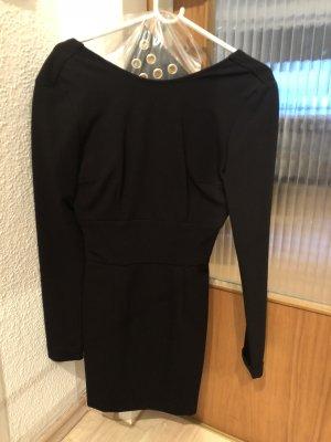 Balmain Robe courte noir