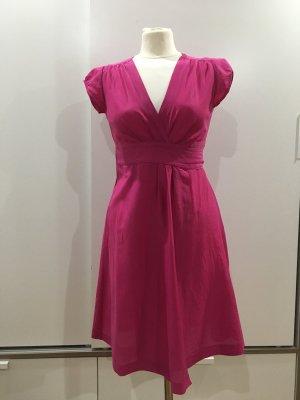 Banana Republic Robe à manches courtes violet-rose