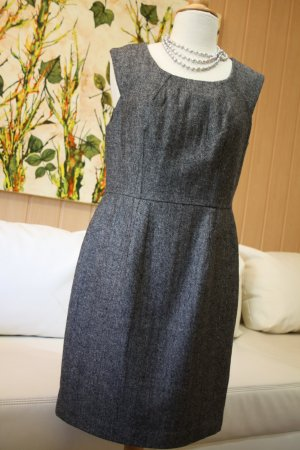 Banana Republic Heritage  Midi Dress black-light grey mixture fibre