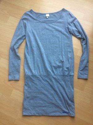 Bench Mini Dress azure