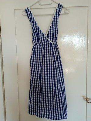 Kleid von Benetton *Karo-Look* in S