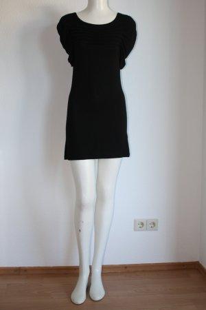 BlendShe Jeansjurk zwart