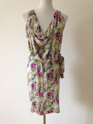 Blumarine Dress multicolored viscose