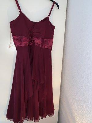 b.p.c. Bonprix Collection Cocktail Dress purple