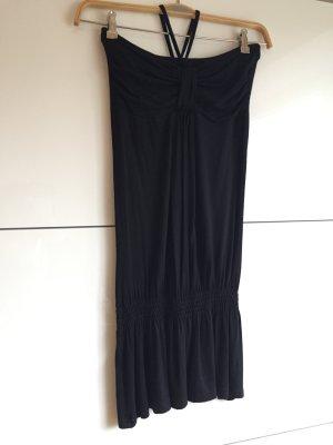 C&A Vestido de cuello Halter negro