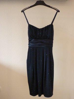 Kleid von C&A, dukelblau, Größe 38