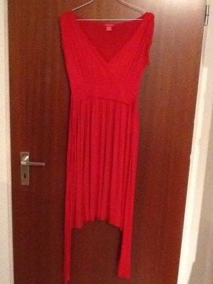 Kleid von Castro in rot/ Gr. S