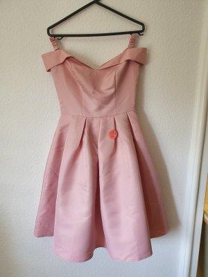 Chi Chi London Evening Dress light pink