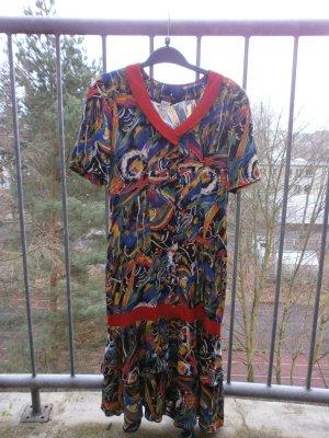 Kleid von Chloe des Iles Creation, vintage, 100% Seide