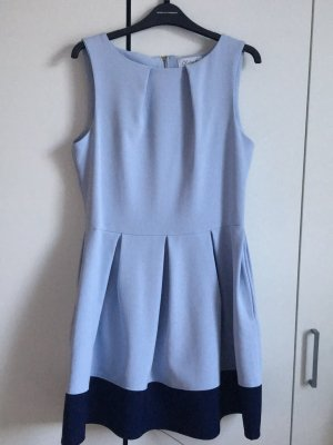 Closet Shortsleeve Dress azure-dark blue