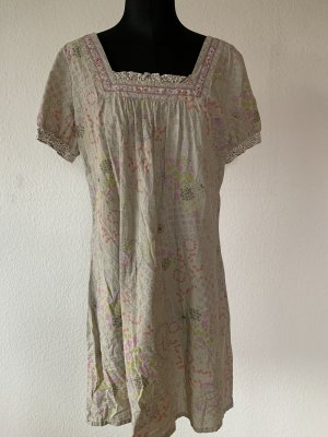 Container Shortsleeve Dress multicolored