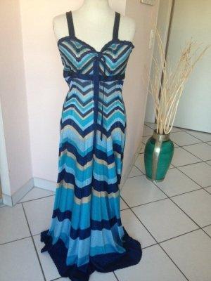Kleid von D&G Dolce & Gabbana, blau, Gr 38/40 - wie neu
