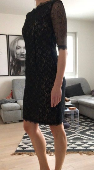 Kleid von DAY Birger Spitze schwarz Gr. 36 NEUwertig