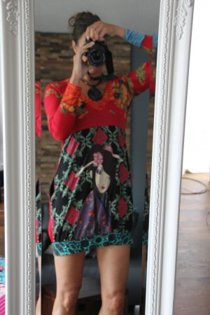 Kleid von Desigual - ungewöhnlich