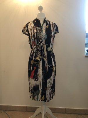 Diane von Furstenberg Robe chemisier multicolore