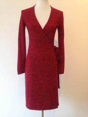 Kleid von Diane von Furstenberg, Gr S/M, Wolle
