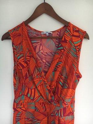 Ellen Eisemann Midi Dress multicolored
