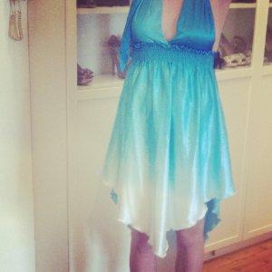 Kleid von Emanuella mit Farbverlauf