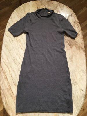 Esprit Knitted Dress grey-dark grey
