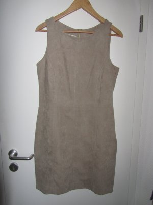 de.corp by Esprit Sheath Dress camel-beige polyester