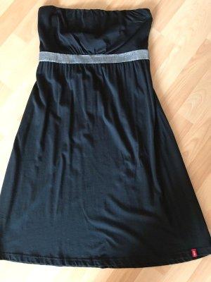 Esprit Vestido bustier negro