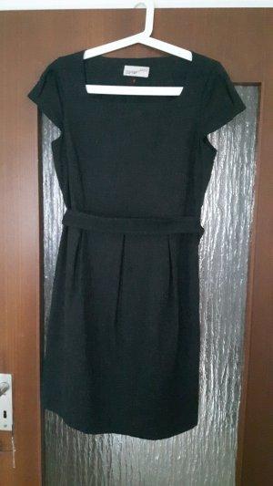 Esprit Robe en laine noir