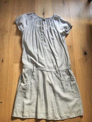 Kleid von Esprit grau
