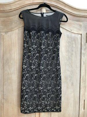 Kleid von Esprit mit Spitze