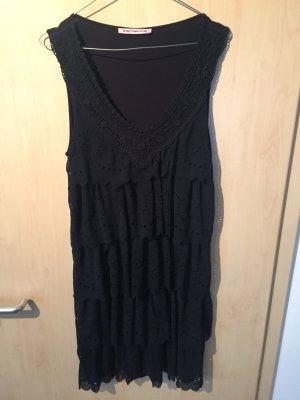 Kleid von Fornarina in schwarz Gr. M / 38 - sehr guter Zustand