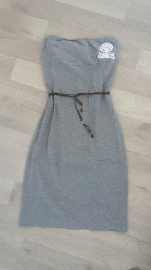 Kleid von Franklin Marshall, Gr. S in grau