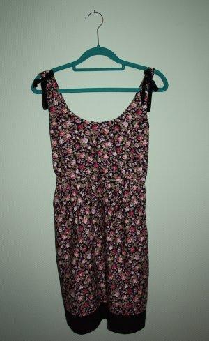 Kleid von Fröken Söt  Schleifen Rose Blumen Baumwolle Taschen