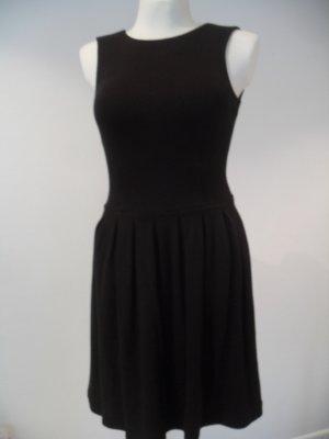 Kleid von GANNI, braun, Hoher NP, extravagant