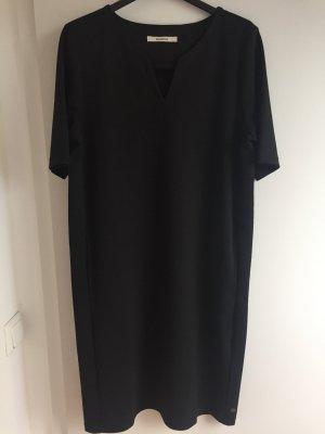 Garcia Stretch jurk zwart Viscose