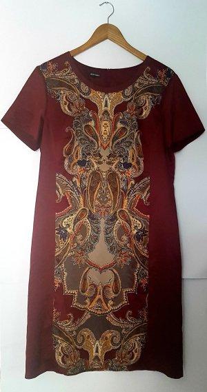 Kleid von Gerry Weber gr. 42 Ethno Muster
