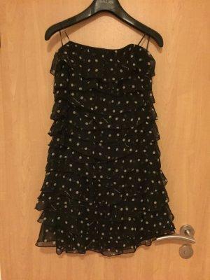 Kleid von guess in schwarz