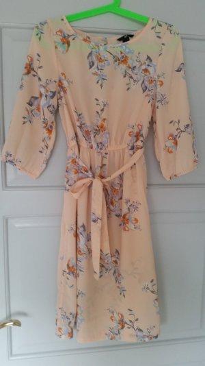 H&M Midi Dress apricot