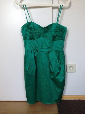 Kleid von H&M, Gr. 38, grün