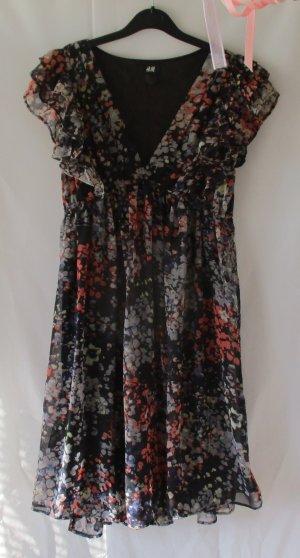 Kleid von H&M, Gr. 40, leichter Stoff